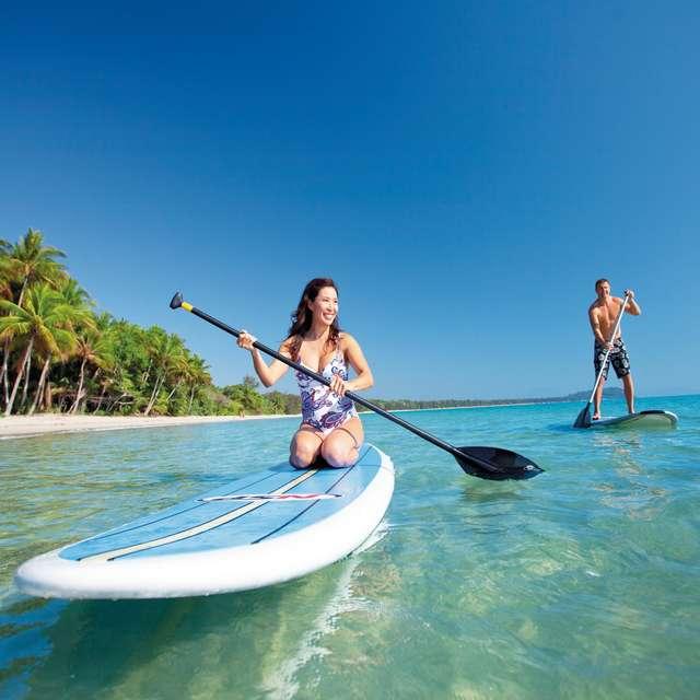 Voyage en Australie - Paddle à 4 Mile Beach