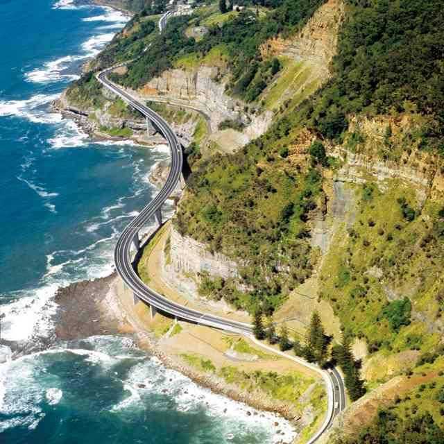 Voyage en Australie, Grand Pacific Drive