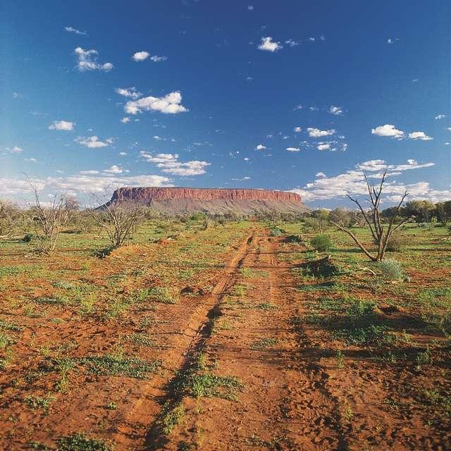 Voyage en Australie - Le Centre Rouge