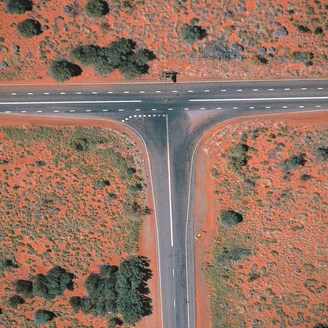 Voyage en Australie - Route du Centre Rouge