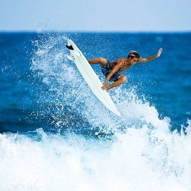 Voyage en Australie - Surf à Geraldton