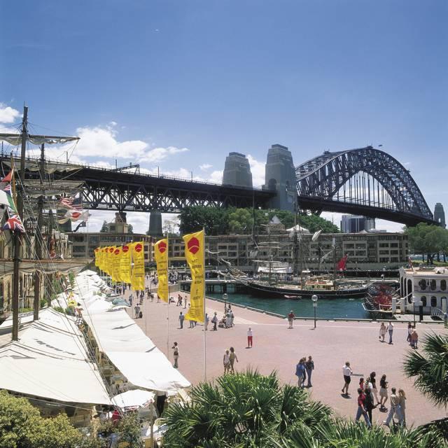 Voyage en Australie - Sydney - Harbour Bridge