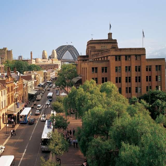 Voyage en Australie - The Rocks, Sydney