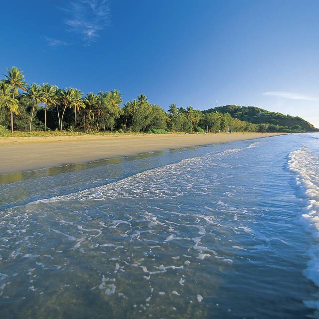 Voyage en Australie - Plage à Port Douglas