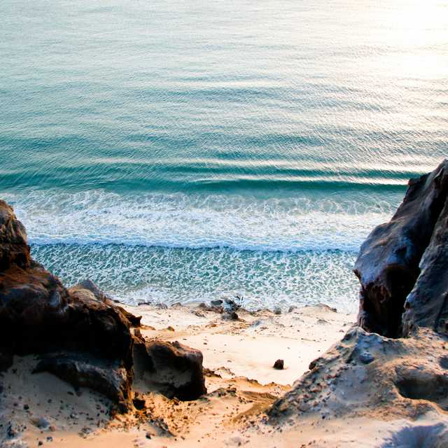 Voyage sur la côte australienne - Rainbow Beach