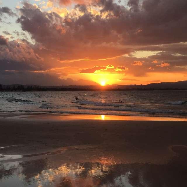 Voyage en Australie, Byron Bay