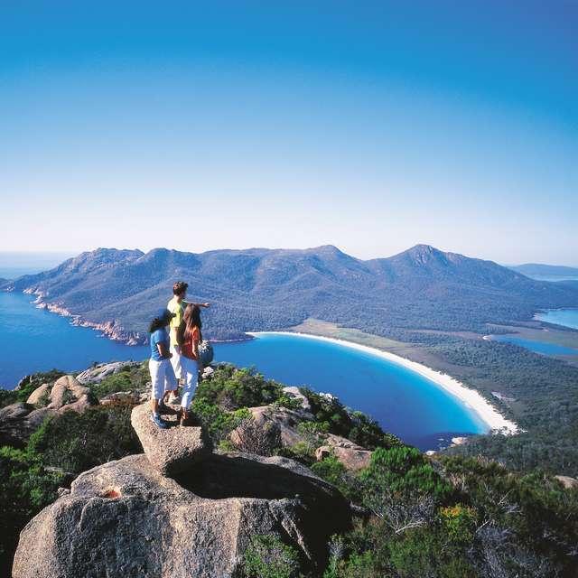 Voyage en Tasmanie - Parc National de Freycinet
