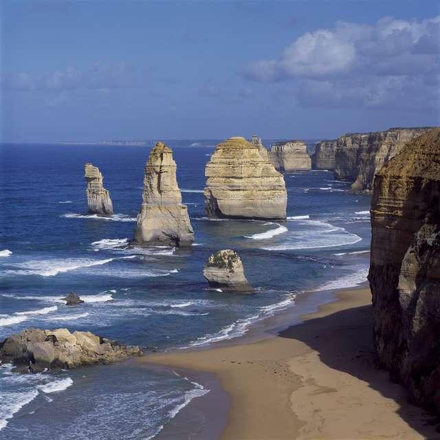 Voyage en Australie - Les 12 Apôtres