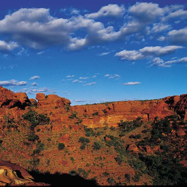 Voyage en Australie - Kings Canyon