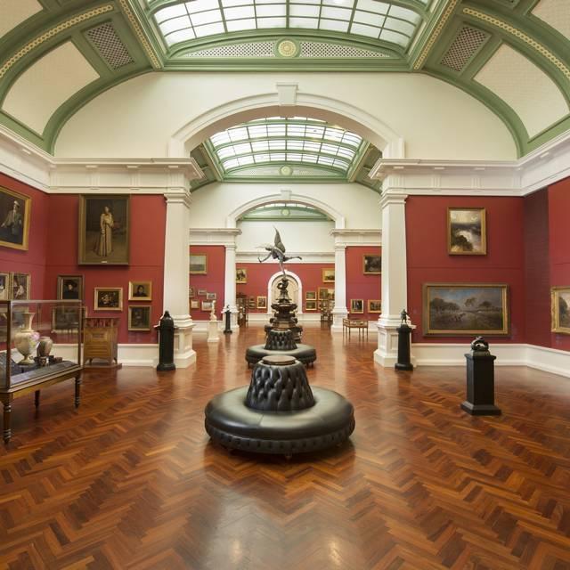 Le musée national d'Australie-Méridionale à Adélaïde