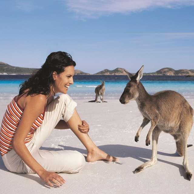 Voyage en Australie, Pebbly Beach