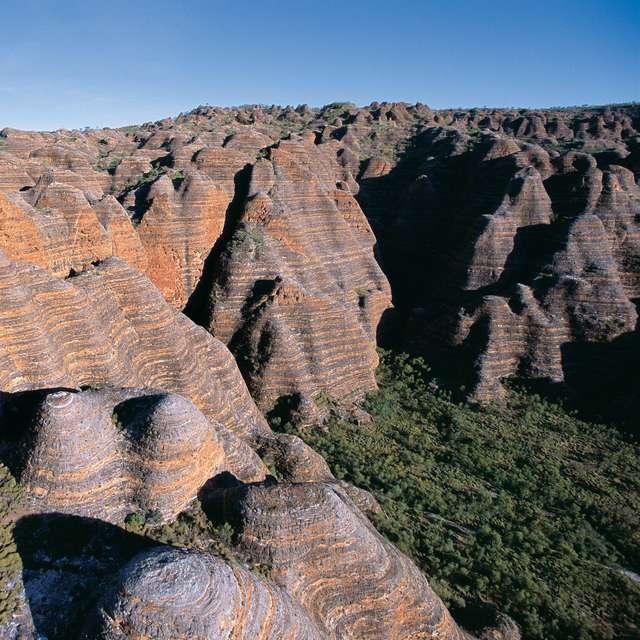 Bungle Bungle (Parc National de Purnululu) en Australie