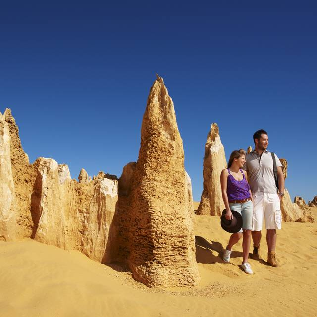 Pinnacles Australie