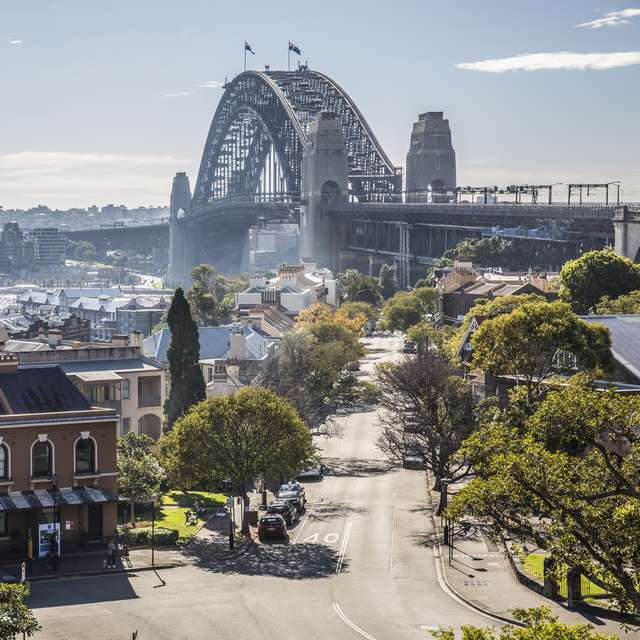 Voyage en Australie - Sydney Harbour Bridge