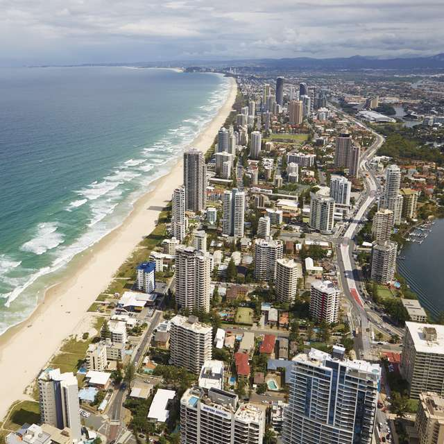 Voyage en Australie - Gold Coast, Queensland