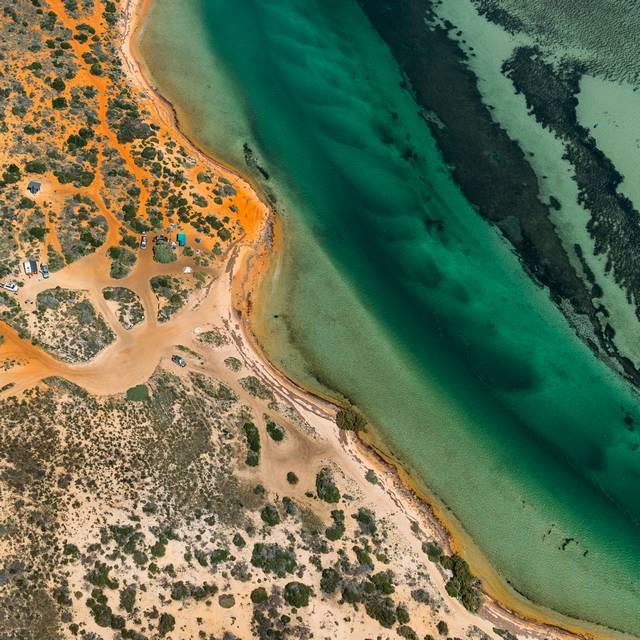 Voyage en Australie - Shark Bay