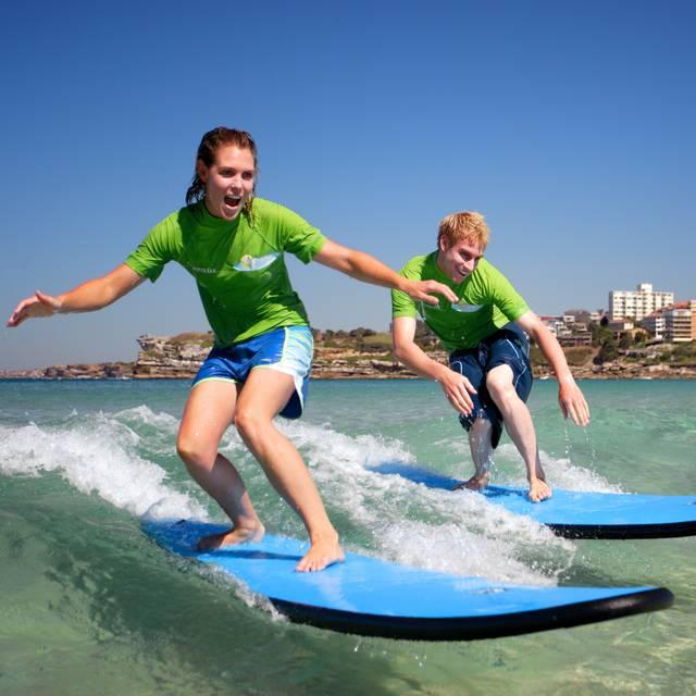 Voyage en Australie - Surf à Sydney