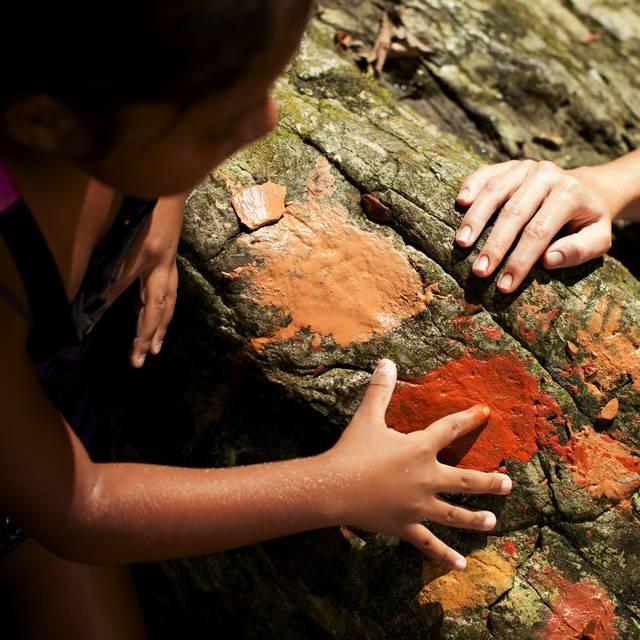 Art aborigène en Australie