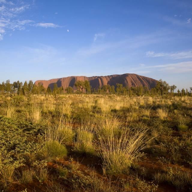 Uluru - Ayers Rock - Voyage en Australie dans le Centre Rouge