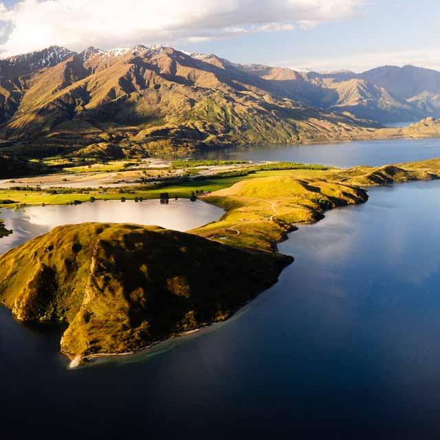 Voyage Australie et Nouvelle-Zélande - lac wanaka