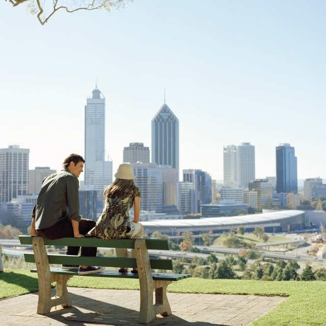 Voyage en Australie - Perth