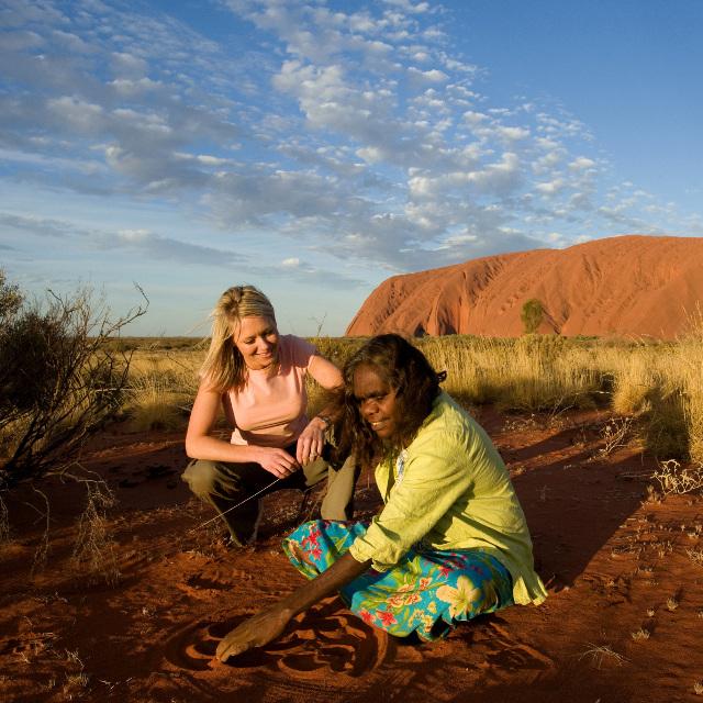 Centre Rouge - Voyage en Australie