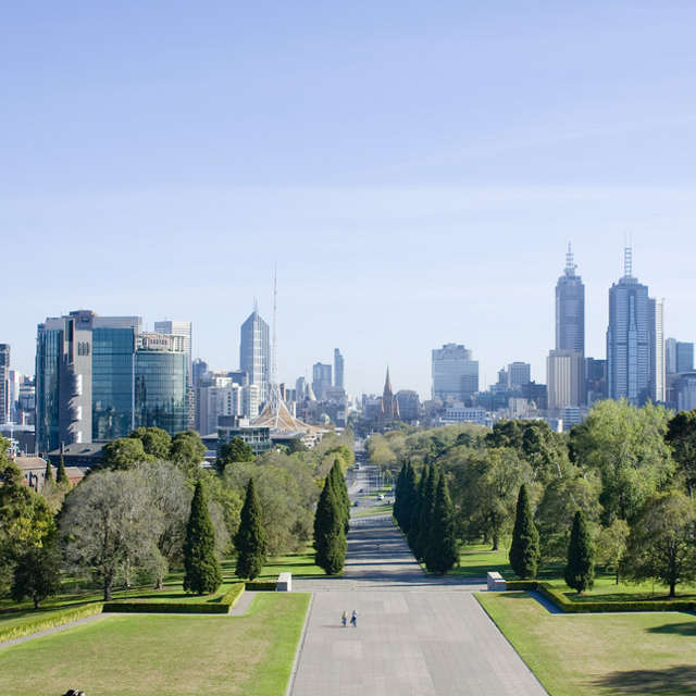 Voyage en Australie - Melbourne