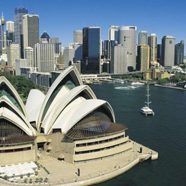 Opéra de Sydney - Voyage en Australie