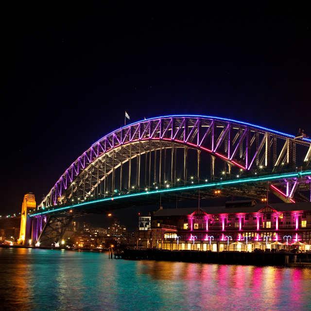 harbour bridge australie voyage