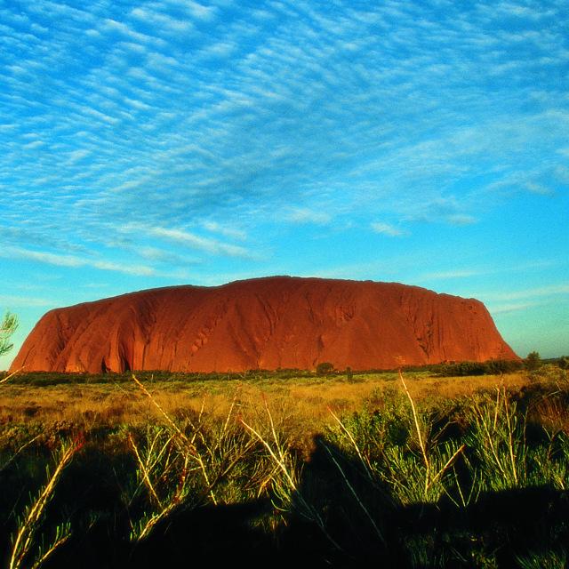 Centre Rouge - Uluru
