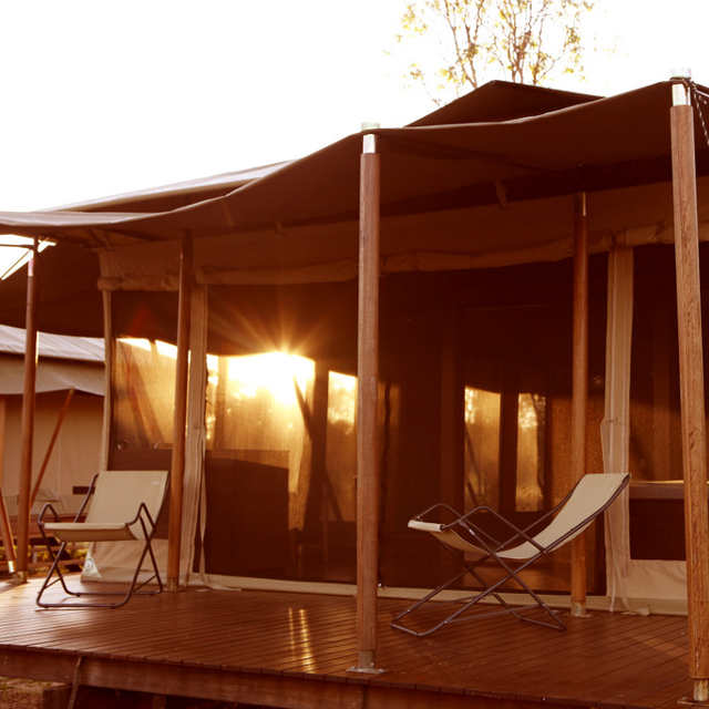 Hôtel Top End - Wildman Wilderness Lodge