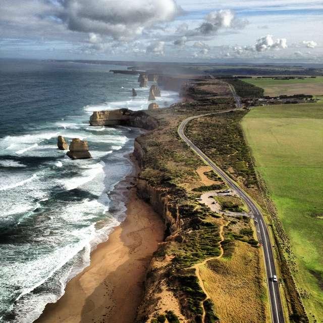 Les 12 apôtres - Voyages en Australie