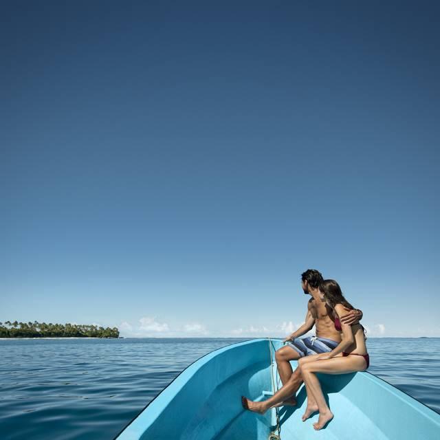 Voyage aux Îles Fidji - Croisière