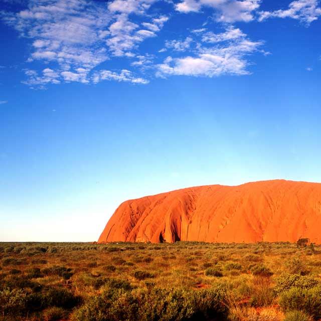 Ayers Rock - Voyage en Australie