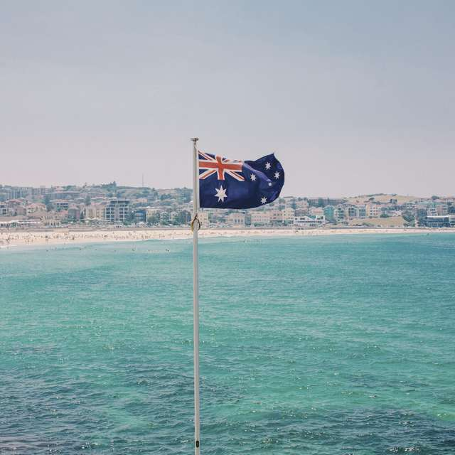 Bondi Beach, Sydney - Voyage en Australie