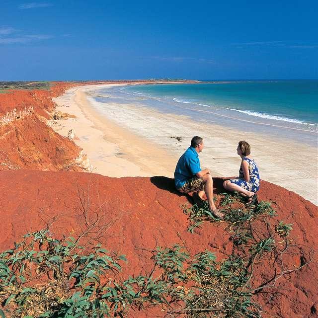 Plage à Broome - Voyage en Australie