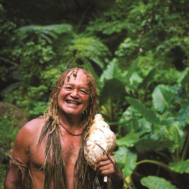 Voyage aux Îles Cook - Polynésien
