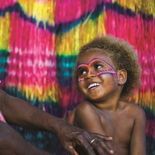 Cérémonie - Voyage au Vanuatu