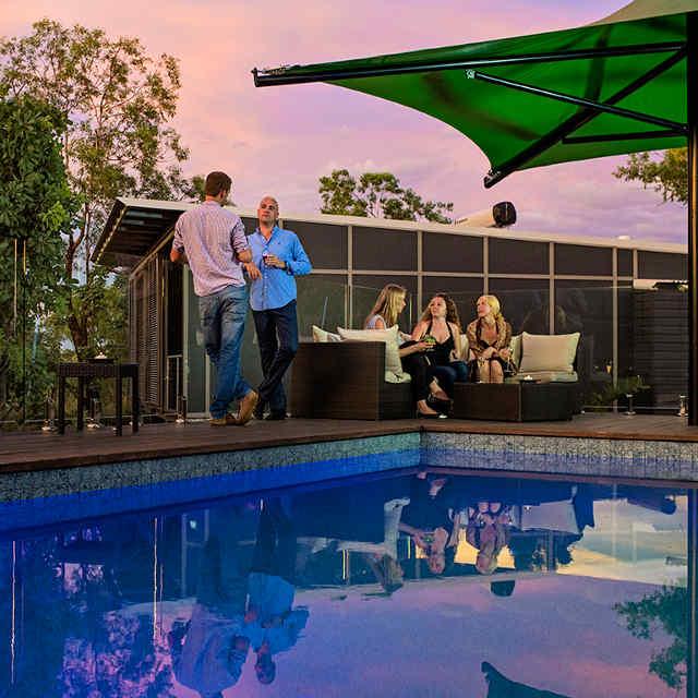 Hôtel Australie - Cicada Lodge