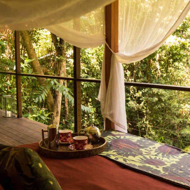 Hôtel en Australie - Silky Oaks Lodge