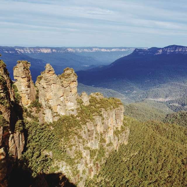 Three Sisters, Blue Mountains - Voyage en Australie