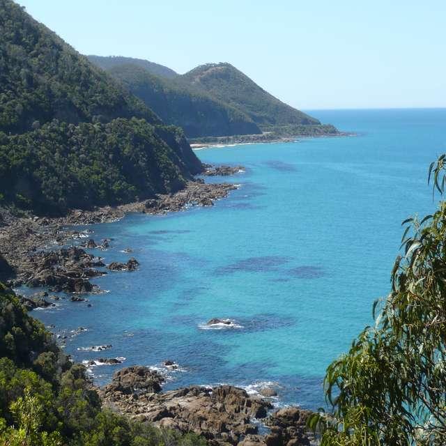 Voyages en Australie