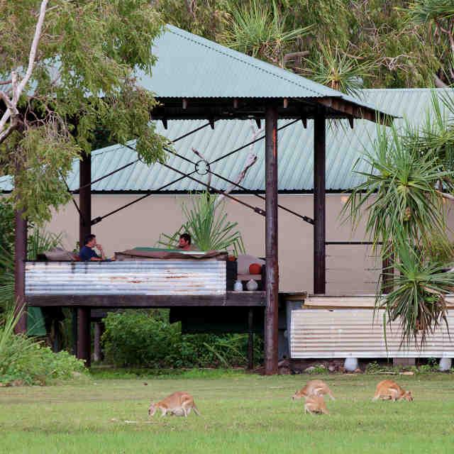 Hôtel luxe Australie - Bamurru Plains