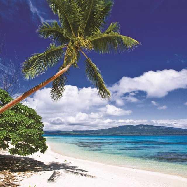 Plage - Voyage au Vanuatu