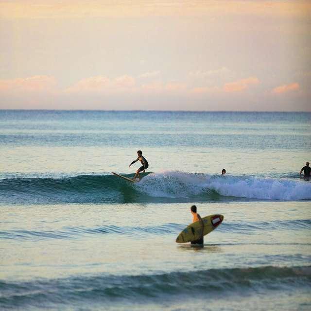 Voyage en Australie - Surfeurs