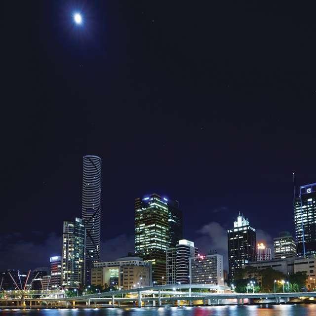 Voyage en Australie - Brisbane