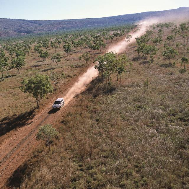 Voyage en Australie - Gibb River Road