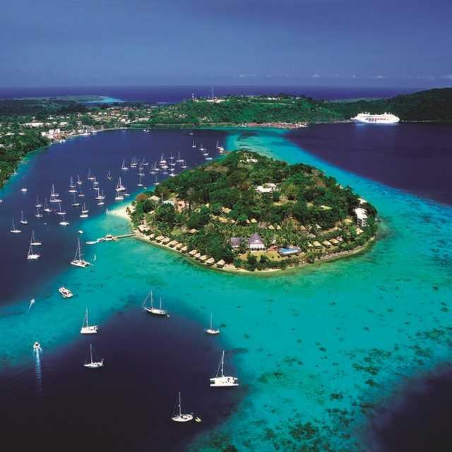 Île de Vanuatu