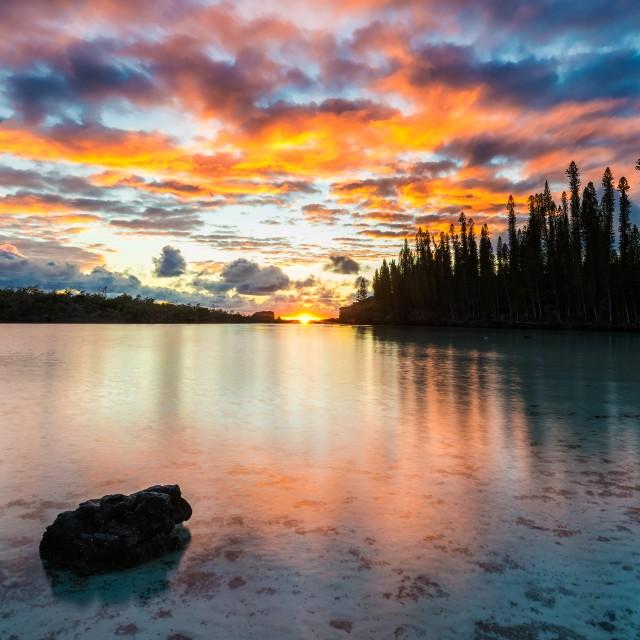 Voyage en Nouvelle Calédonie autrement - Piscine naturelle Ile des Pins