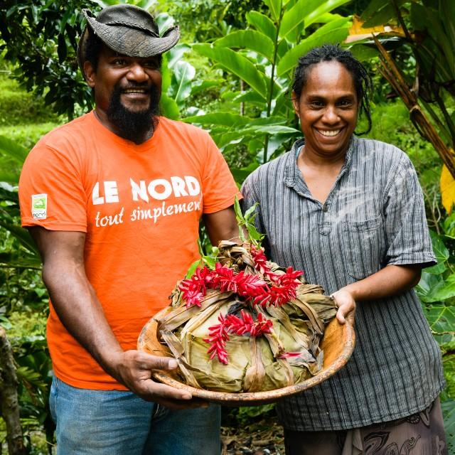 Voyage en Nouvelle Calédonie - Terre d'Outre Mer - Bougna Poindimié